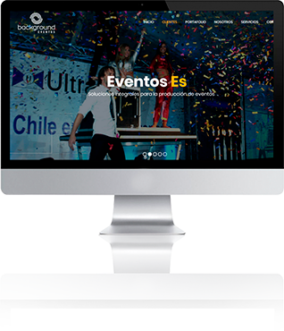 background eventos