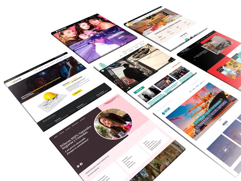 la vitamina web portfolio